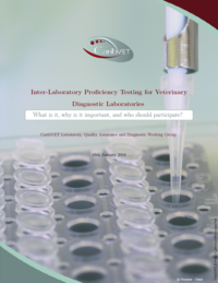 Inter-Laboratory Proficiency Testing for Veterinary Diagnostic Laboratories